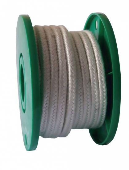 Obrázok z Těsnící žáruvzdorná šňůra 10x10 mm, bílá